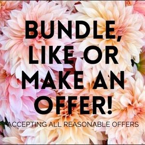 Other - Make a bundle or an offer!